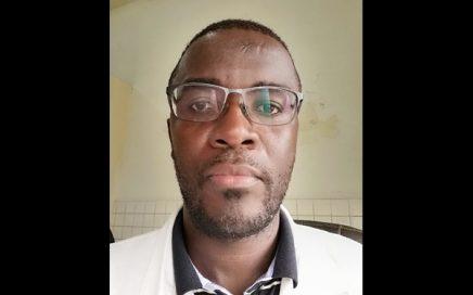 Dr Charley Loumade ELENGA BONGO